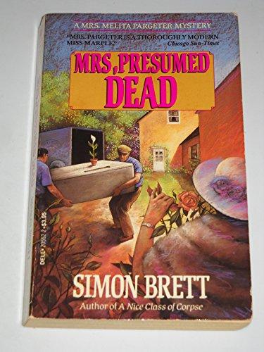 9780440205524: Mrs., Presumed Dead