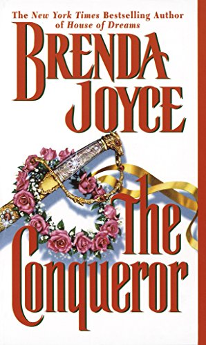 The Conqueror Dell Historical Romance 9780440206095 Like a pagan god, Rolfe the Relentless rode into Castle Aelfgar to claim it as his prize--and Lady Alice as his bride. Lauded for his br