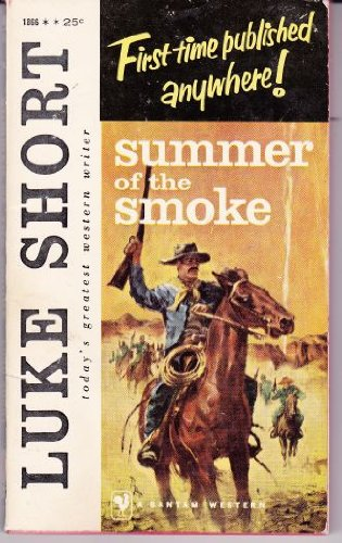 9780440206873: Summer of the Smoke