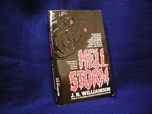 9780440207061: Hell Storm