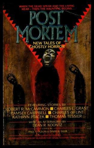 9780440207924: Post Mortem