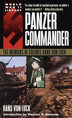 9780440208020: Panzer Commander: The Memoirs of Colonel Hans Von Luck (World War II Library)