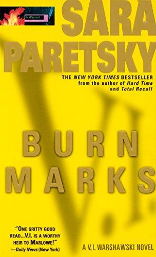 9780440208457: Burn Marks (V. I. Warshawski)