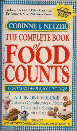 9780440208549: The Complete Book of Food Counts, Revised Edition