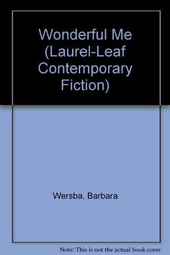 9780440208839: WONDERFUL ME (Laurel-Leaf Contemporary Fiction)