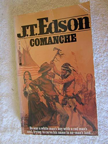 9780440209300: Comanche