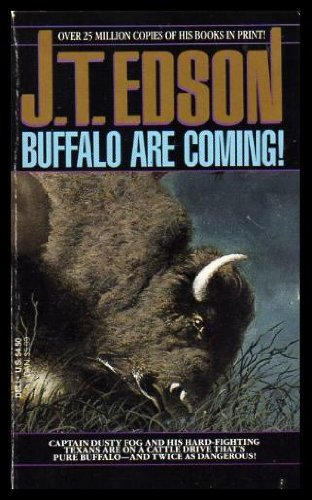 9780440210467: Buffalo are Coming
