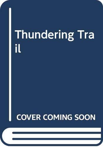 9780440210580: Thundering Trail