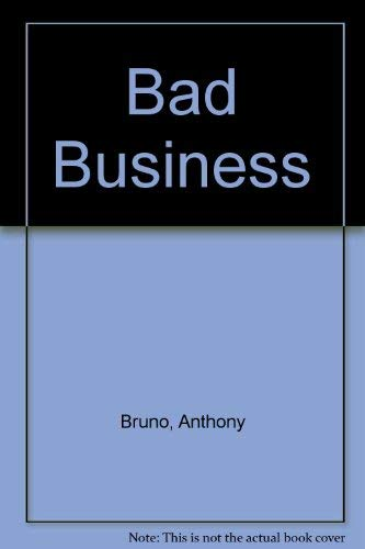9780440211204: Bad Business