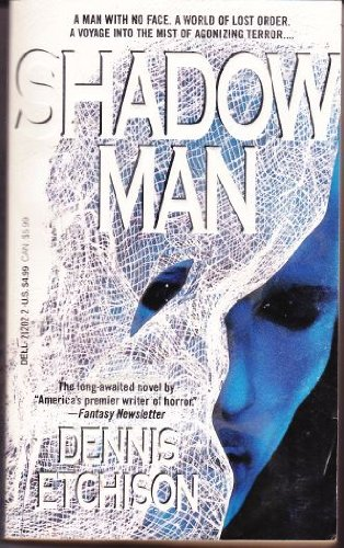 Shadow Man proof: Herb Yellin's copy: Etchison, Dennis