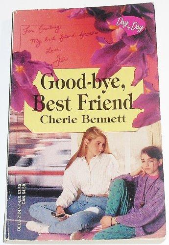9780440212478: Goodbye, Best Friend