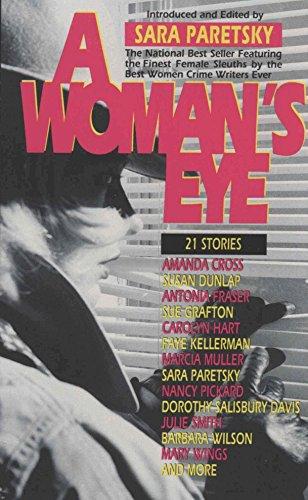 "A Woman's Eye : Lucky Dip; ""Full: Paretsky, Sara (editor);"