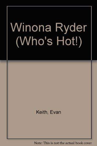 9780440214328: Winona Ryder (Who's Hot!)