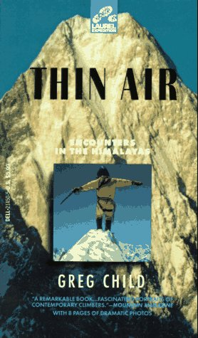 9780440214502: Thin Air: Encounters in the Himalayas