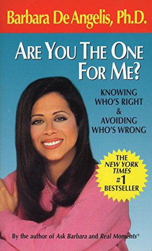 9780440215752: Are You the One for Me?: Knowing Who's Right & Avoiding Who's Wrong