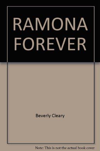9780440216162: RAMONA FOREVER