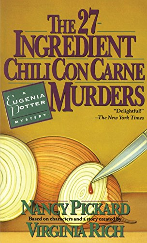 9780440216414: The 27-Ingredient Chili Con Carne Murders: A Eugenia Potter Mystery (Eugenia Potter Mysteries)