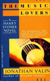 9780440216865: The Music Lovers: A Harry Stoner Novel