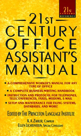 21ST Century Office Assistant: The Philip Lief Group