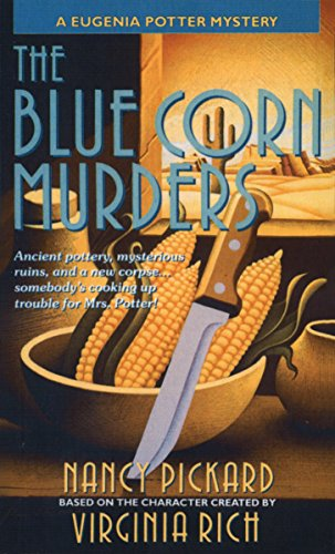 9780440217657: The Blue Corn Murders: A Eugenia Potter Mystery (Eugenia Potter Mysteries)