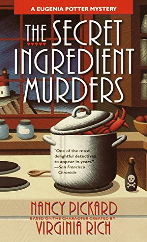 9780440217688: The Secret Ingredient Murders: A Eugenia Potter Mystery