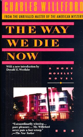 9780440218852: The Way We Die Now