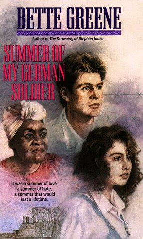 an unlikely form of friendship in summer of my german soldier a book by bette greene