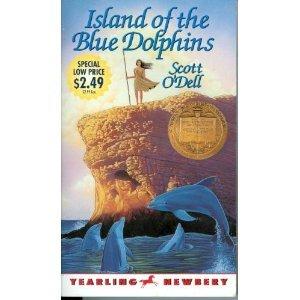 ISLAND BLUE DOLPHIN: O'Dell, Scott