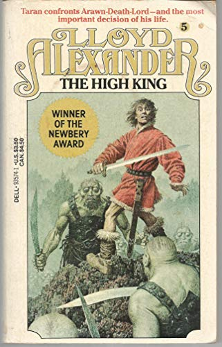9780440220305: The High King
