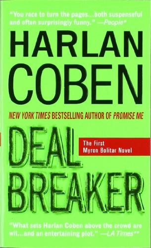 9780440220442: Deal Breaker: The First Myron Bolitar Novel (Myron Bolitar Mysteries)