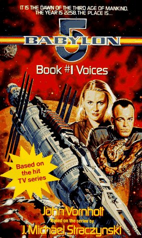 9780440220572: Voices: Babylon 5, BooK #1