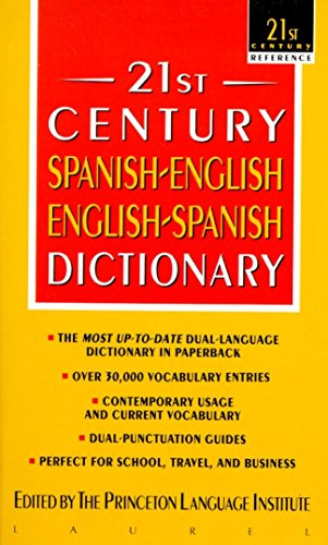 9780440220879: 21st Century Spanish-English/English-Spanish Dictionary (21st Century Reference)