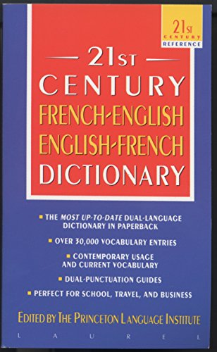 9780440220886: The 21st Century French-English English-French Dictionary (21st Century Reference)