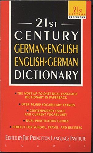 9780440220893: 21st Century German-English English-German Dictionary (21st Century Reference)