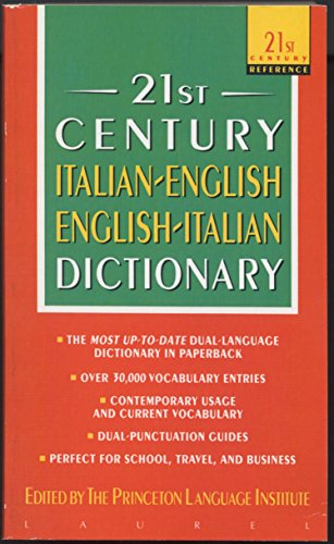 9780440220909: 21st Century Italian-English English-Italian Dictionary (21st Century Reference)