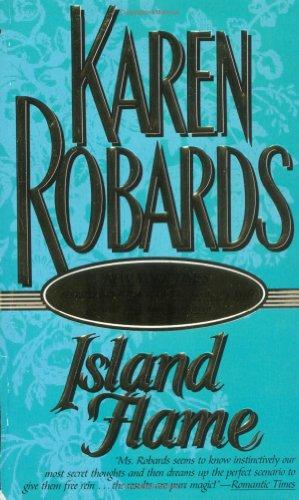 9780440221074: Island Flame