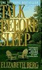 9780440221098: Talk before Sleep