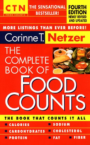 9780440221104: The Complete Book of Food Counts: 4th Edition