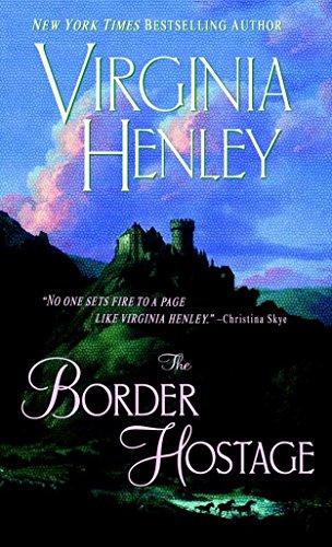 9780440222101: The Border Hostage