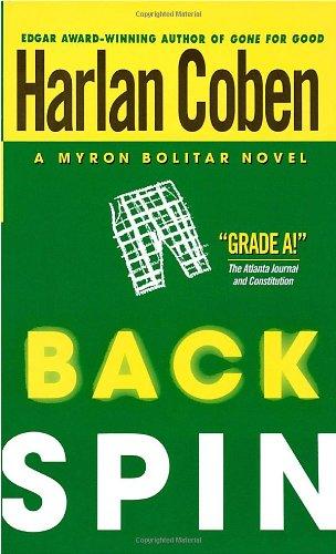 9780440222705: Back Spin (Myron Bolitar)