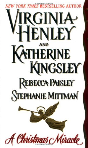 A Christmas Miracle: Virginia Henley, Katherine
