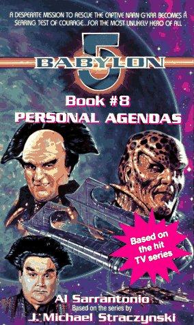 9780440223511: Personal Agendas: Babylon 5, Book #8