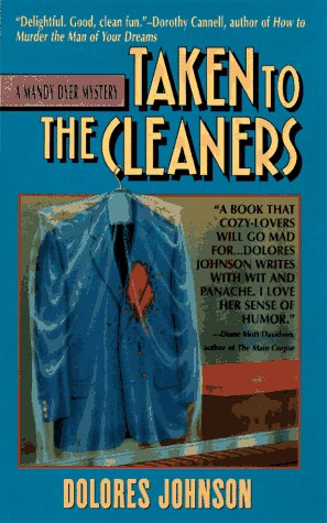 9780440223702: Taken to the Cleaners (Mandy Dyer Mystery)
