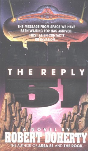 9780440223788: Area 51: The Reply