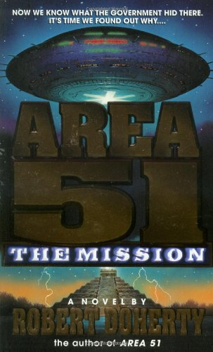 9780440223818: Area 51: The Mission