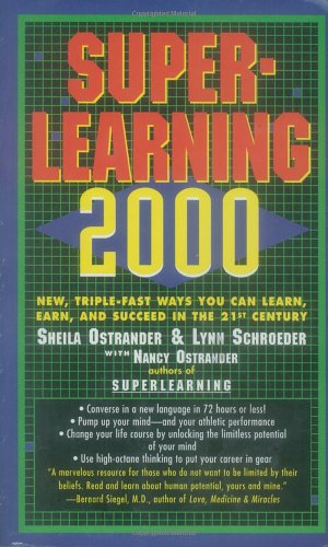 9780440223887: Superlearning 2000: New Triple Fast Ways You Can Learn, Earn, and Succeed in the 21st Century