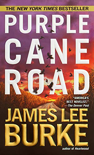 9780440224044: Purple Cane Road (Dave Robicheaux)