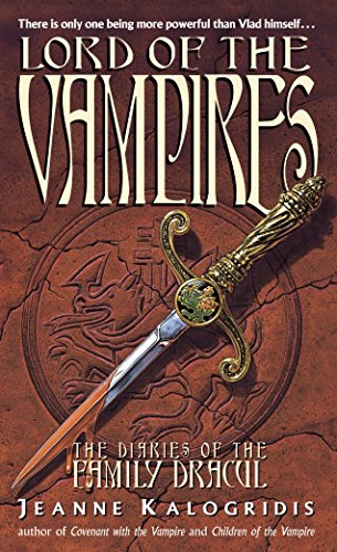 9780440224426: Lord of the Vampires: The Diaries of the Family Dracul