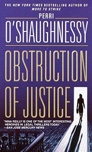 9780440224723: Obstruction of Justice: A Novel (Nina Reilly)