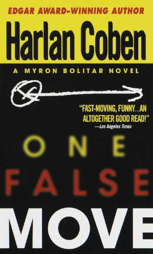 9780440225447: One False Move: A Myron Bolitar Novel